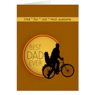 Beste Vati-Fahrrad-Fahrt Karte