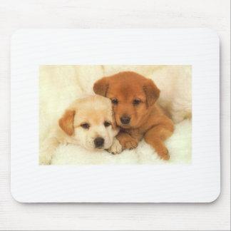 Beste Welpen-Freunde Mousepads