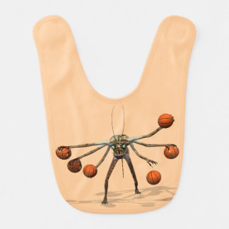 Bester Basketball-Dribbler Babylätzchen