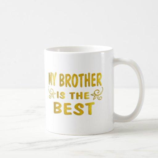 Bester Bruder Kaffee Tassen