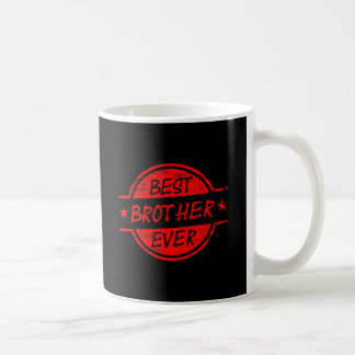 Bester Bruder überhaupt rot Tasse