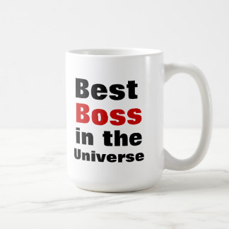 Bester Chef im Universum Tee Tasse