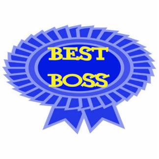 Bester Chef-Preis Fotoskulptur Button