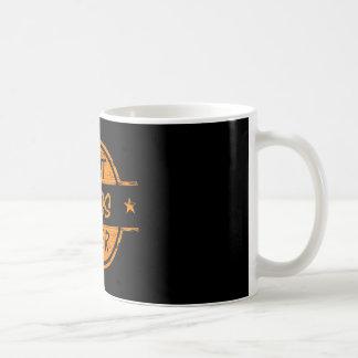 Bester Chef überhaupt orange Tasse