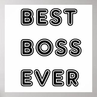 Bester Chef überhaupt Poster