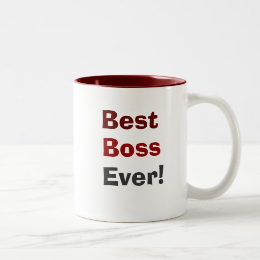 Bester Chef überhaupt! Kaffeetassen