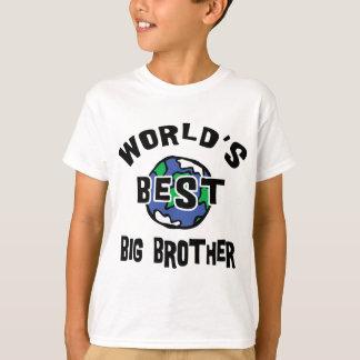Bester der große Bruder-T - Shirt der Welt