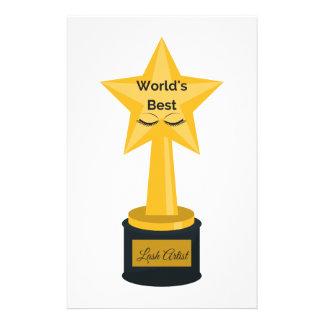 Bester die Peitschen-Künstler der Welt! Briefpapier