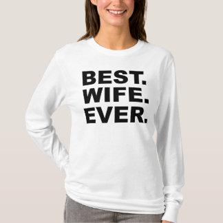 Bester Ehefrau-überhaupt T - Shirt