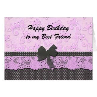bester Freund alles Gute zum Geburtstag Karte