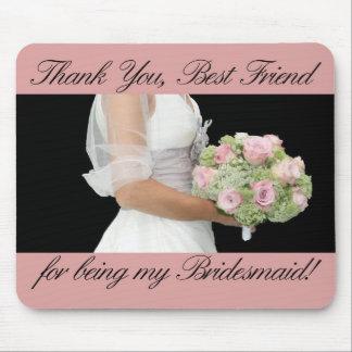 Bester Freund   danken Ihnen für Sein meine Mauspads