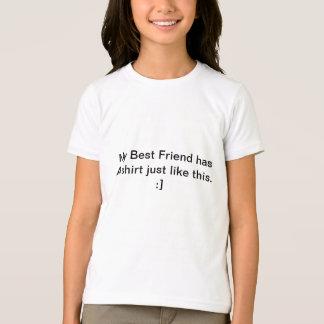 Bester Freund-Shirt 1 T-Shirt
