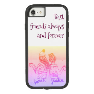 Bester Freund-Telefon-Kasten Case-Mate Tough Extreme iPhone 8/7 Hülle
