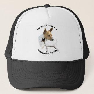 Bester Freund Tenterfield Terrier Truckerkappe