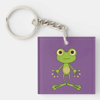 Bester Frosch Keychains Schlüsselanhänger