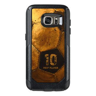 Bester Fußball-coole Geschenke des Spieler-| OtterBox Samsung Galaxy S7 Hülle