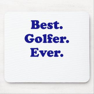Bester Golfspieler überhaupt Mauspad