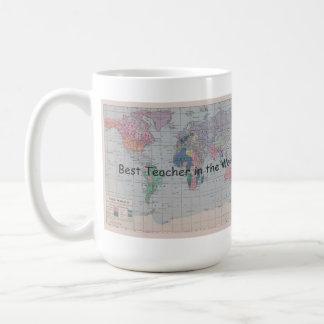 Bester Lehrer in der WeltTasse Kaffeetasse