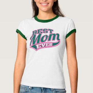 Bester Mammaüberhaupt SuperMom T-Shirt