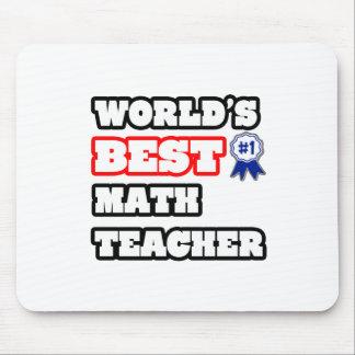 Bester Mathe-Lehrer der Welt Mauspad