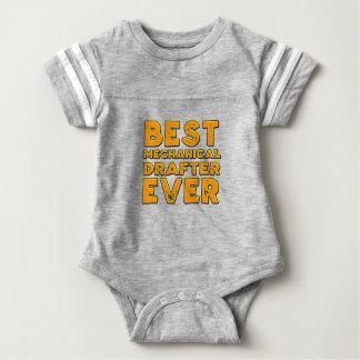 Bester mechanischer Zeichner überhaupt Baby Strampler