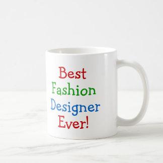 Bester Modedesigner überhaupt Tasse