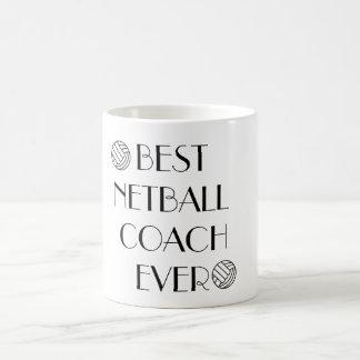 Bester Netball-Zug überhaupt Kaffeetasse