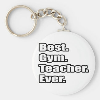 Bester Sportlehrer überhaupt Schlüsselanhänger
