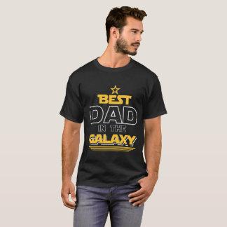 Bester Vati in der Galaxie T-Shirt
