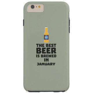 Bestes Bier ist gebrautes im Mai Z96o7 Tough iPhone 6 Plus Hülle