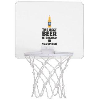Bestes Bier ist gebrautes im November Zk446 Mini Basketball Netz