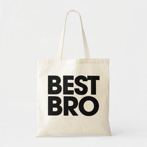 Bestes Bro Einkaufstaschen