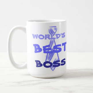 Bestes Chefbüro der Welt Arbeitgeber-Arbeitnehmer Tasse