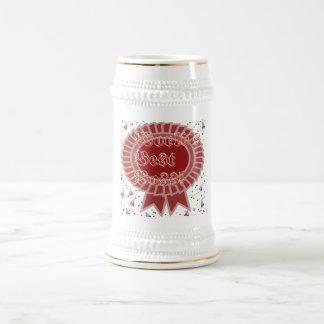 Bestes der Chef-Bier Stein der Welt Bierkrug
