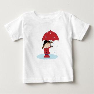 Bestes der regnerischen Tage - Baby-T - Shirt