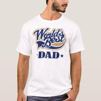 Bestes der Vati-Geschenk der coole Welt T-Shirt
