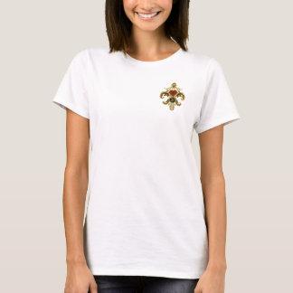 Bestes des Monogramm-B sah großes ansehen bitte T-Shirt