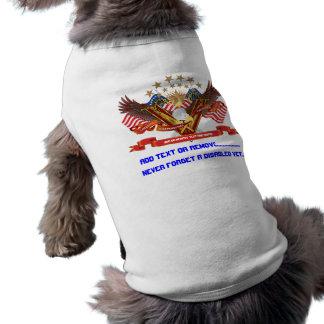 Bestes des Veteranen-DAV sah großes ansehen bitte Shirt