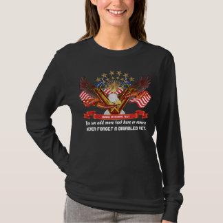 Bestes des Veteranen-DAV sah großes ansehen bitte T-Shirt