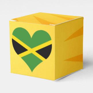 Bestes verkaufendes niedliches Jamaika Geschenkschachtel