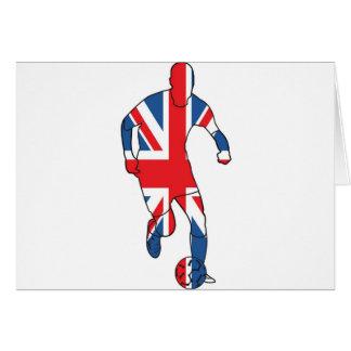 Bestes von Briten, Fußball Karte