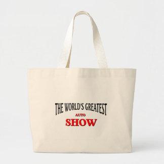 Bestste Autoshow der Welt Einkaufstasche
