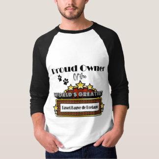 Bestste Basset Fauve de Breta der stolze T-Shirt