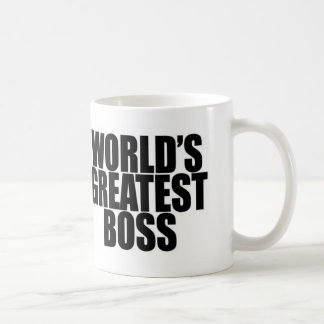 Bestste der Chef-Tasse der Welt Tasse