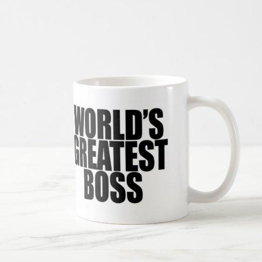 Bestste der Chef-Tasse der Welt