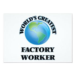 Bestster Arbeiter der Welt Personalisierte Ankündigungen
