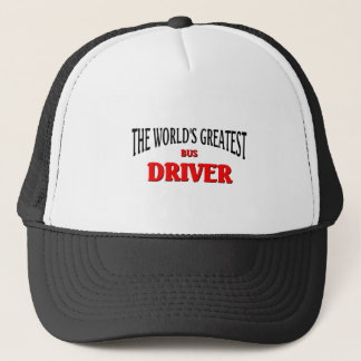 Bestster Bustreiber der Welt Truckerkappe