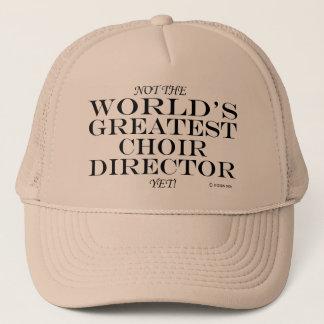 Bestster Chor-Direktor Yet Truckerkappe