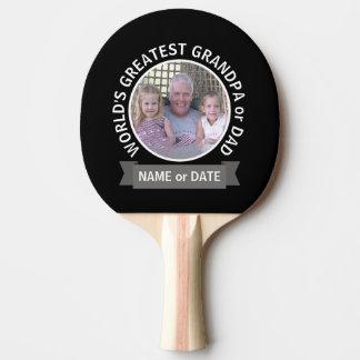 Bestster der Vati-Großvater-kundenspezifische Tischtennis Schläger