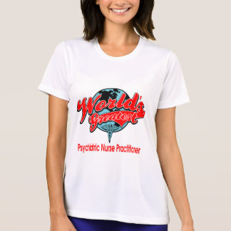 Bestster die Krankenschwester-Praktiker der Welt T-Shirt